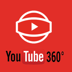 YouTube 360 Grad Logo