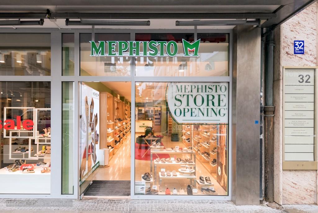 MEPHISTO-Shop :: München