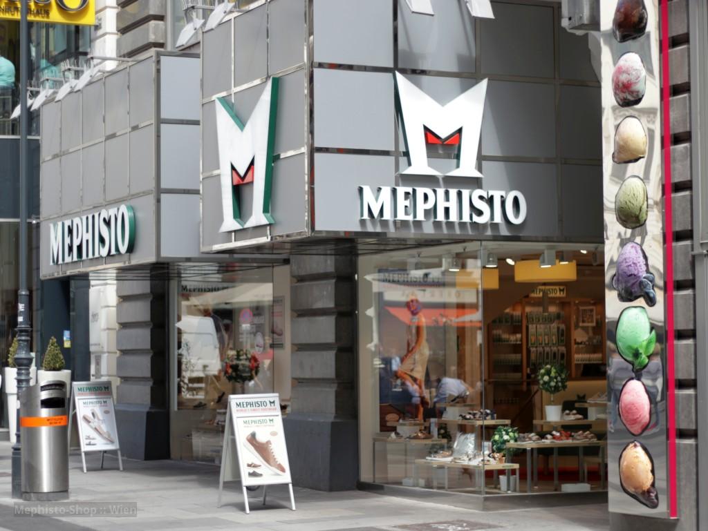MEPHISTO-Shop :: Wien