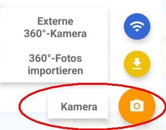 Google-Street-View-App-Smartphone Kamera