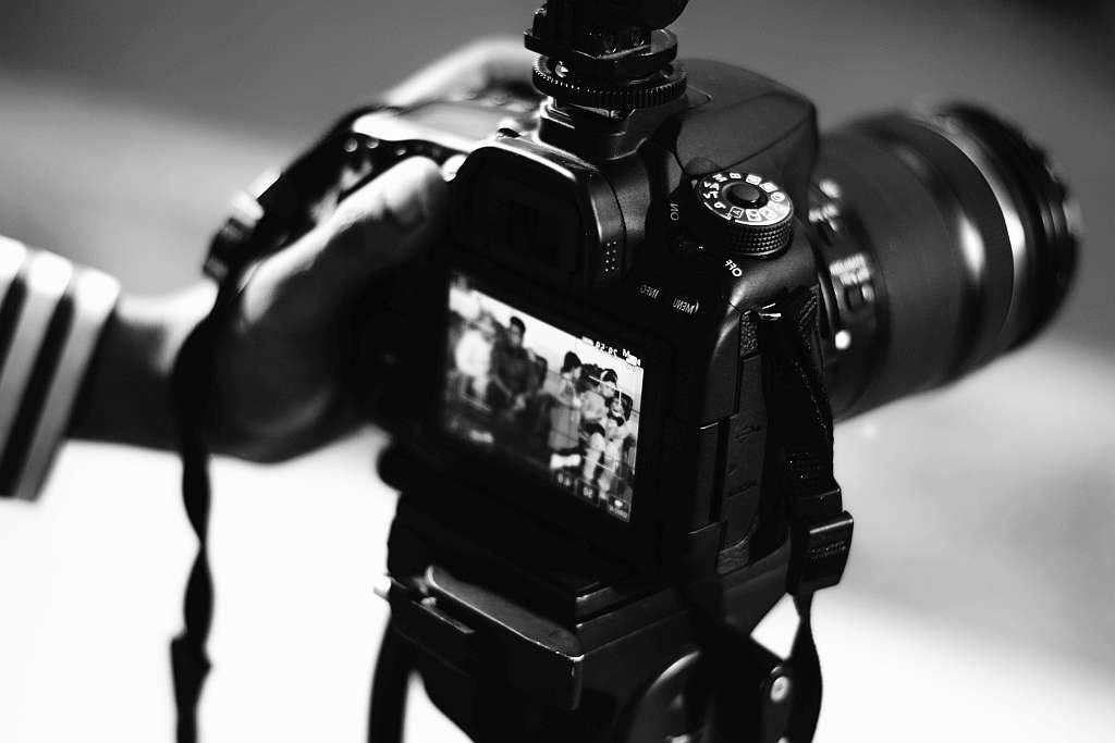SLR Kamera