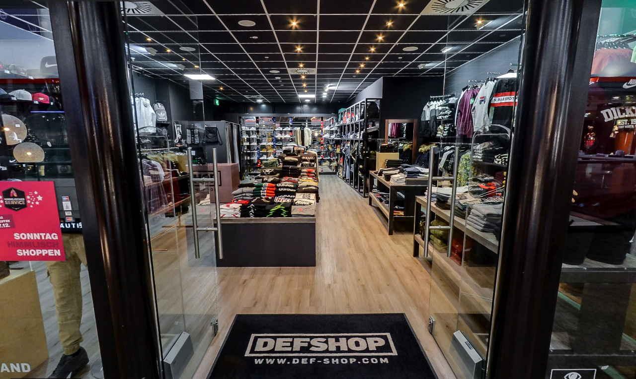DefShop im Gesundbrunnen Center