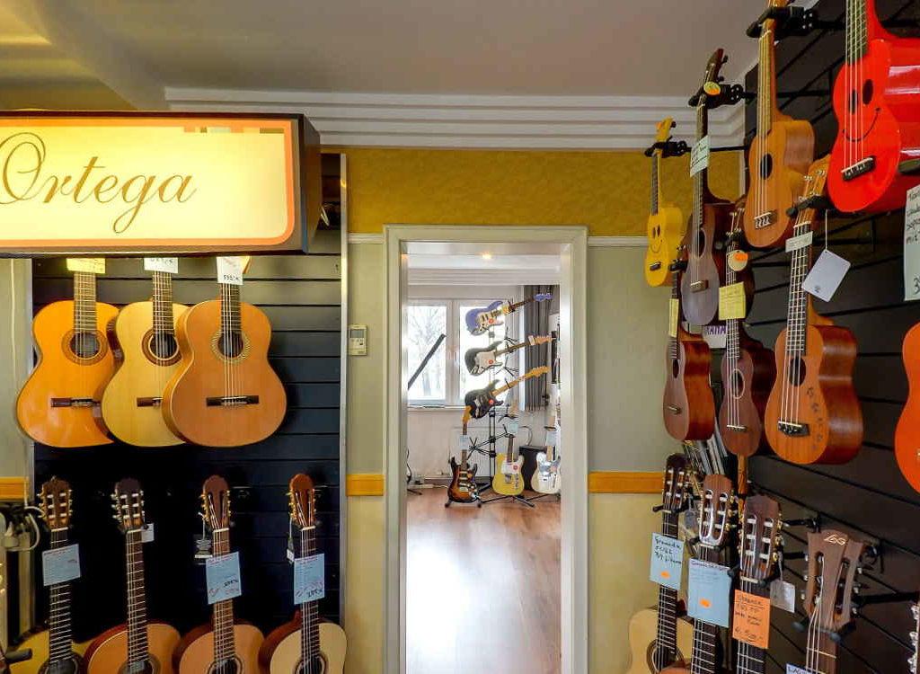 Get the Sound - Musikhaus Lichtenberg