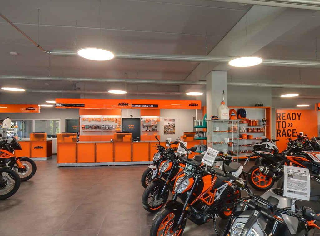 KTM GST Berlin/Dreilinden GmbH (Potsdam)