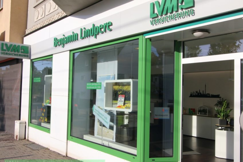 LVM Versicherung Benjamin Lindpere