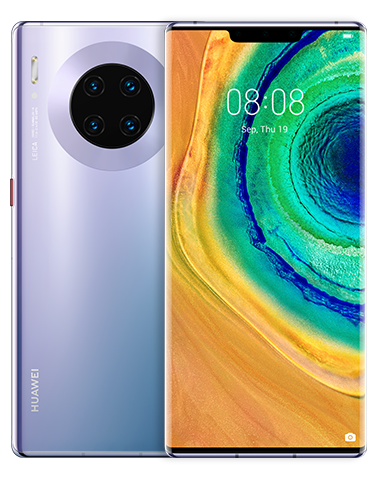 Huawei Mate30 pro space silver