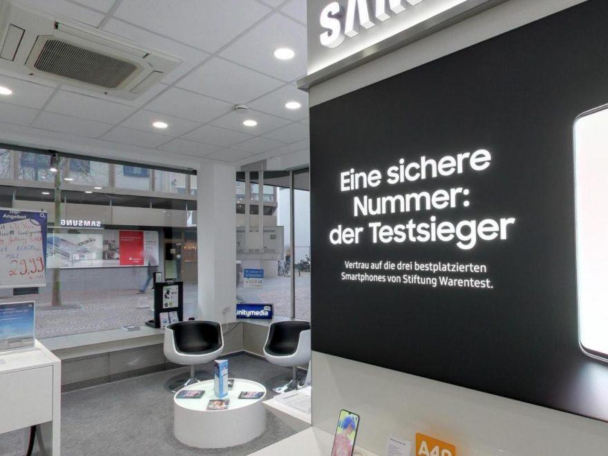 Samsung Store Gießen