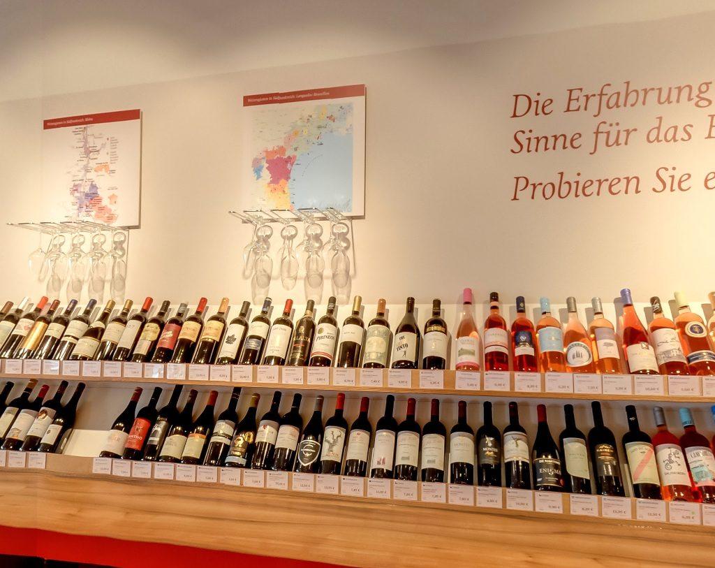 Jacques' Wein-Depot Berlin-Lietzensee