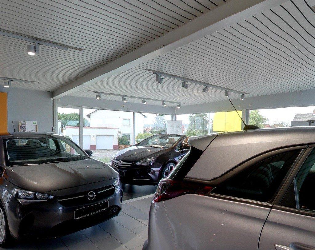 Opel Vetragshändler