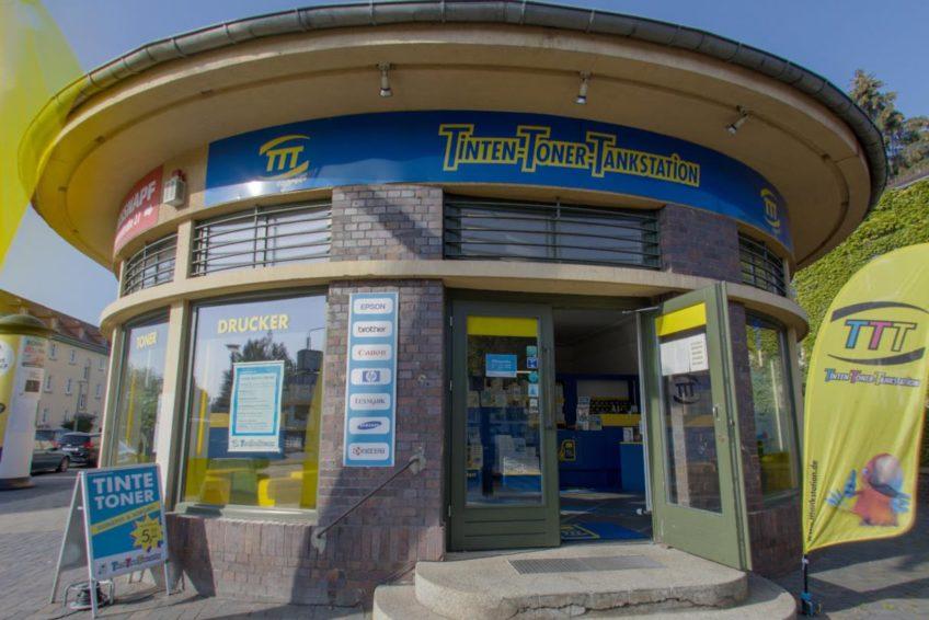 TTT | Tinten-Toner-Tankstation