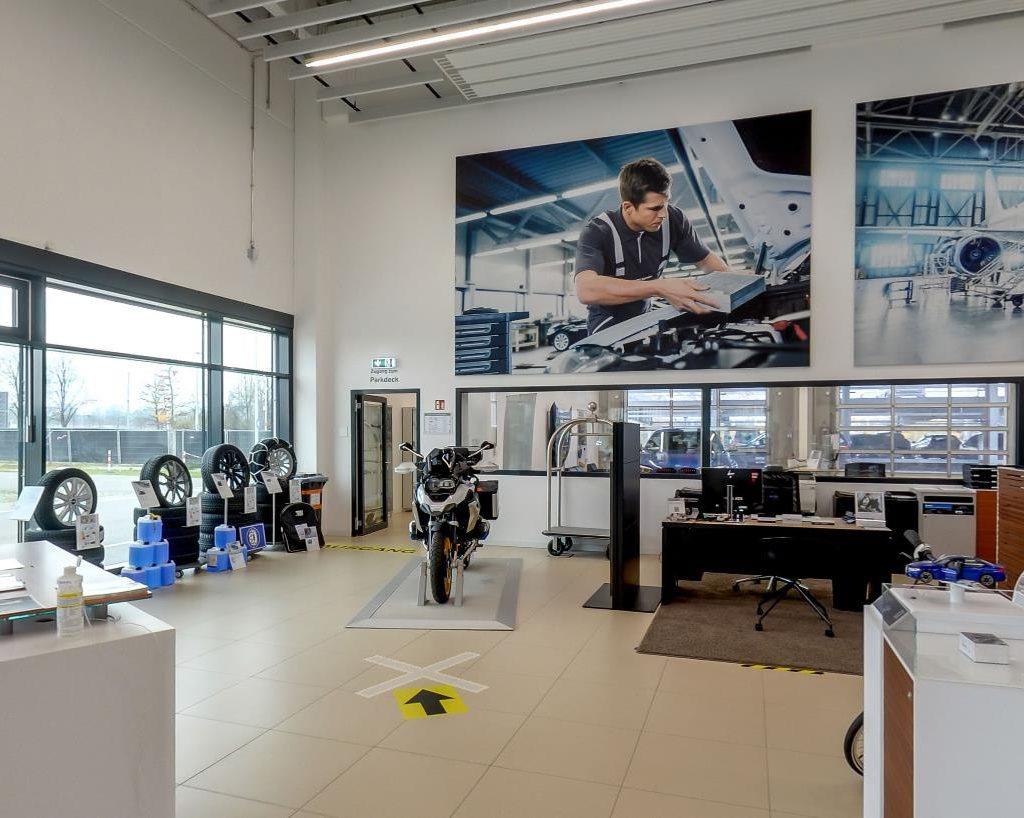 BMW Aitportservice München