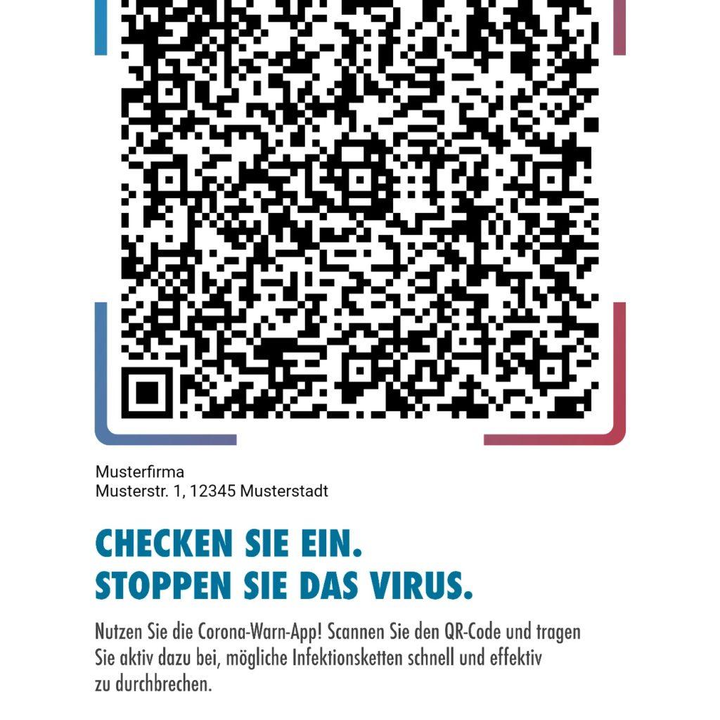 Corona Warn App Checkin